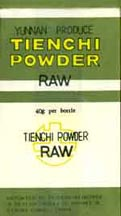 Raw Tienchi Powder